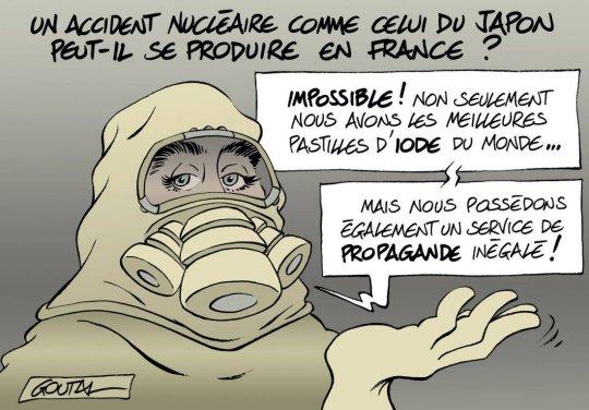 accident nucléaire